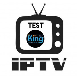 Abonnement 24h test KING365TV