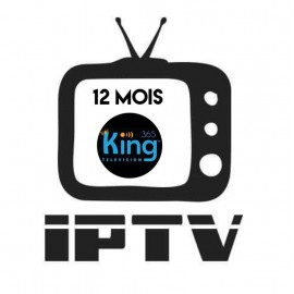 12 months subscription KING TV