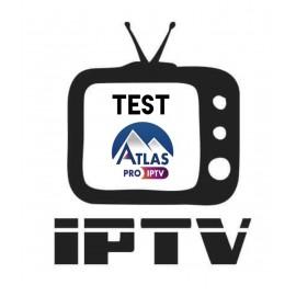 Abonnement 24h test ATLAS PRO