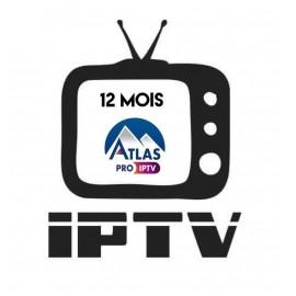 Abonnement 12mois ATLAS PRO