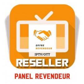 RESELLER PANEL D-OTT