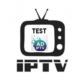 TEST 24H D-OTT  IPTV Pro Store