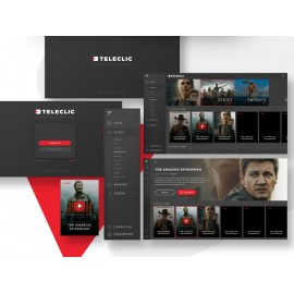 12 MONTHS TELECLIC VOD SUBSCRIPTION